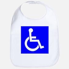 Handicap Sign Bib