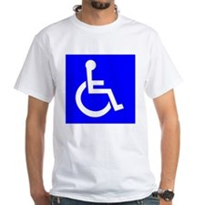 Handicap Sign T-Shirt