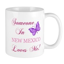 New Mexico State (Butterfly) Mug