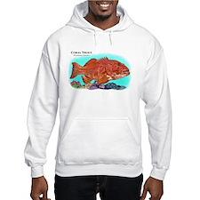 Coral Trout Hoodie