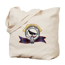 Rutherford Clan Tote Bag