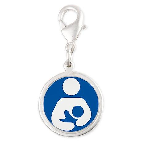 Breastfeeding Symbol Charms