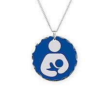 Breastfeeding Symbol Necklace