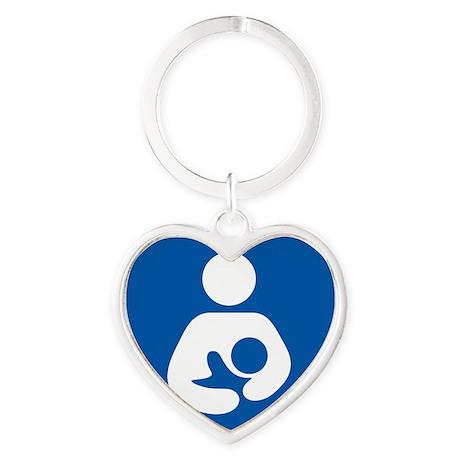 Breastfeeding Symbol Keychains