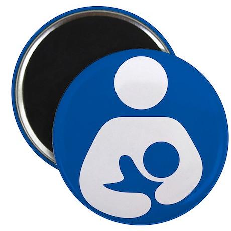 Breastfeeding Symbol Magnets
