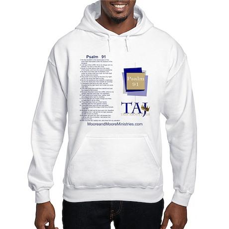 Psalm 91 Hooded Sweatshirt