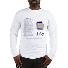 Psalm 91 Long Sleeve T-Shirt