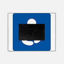 Breastfeeding Symbol Picture Frame