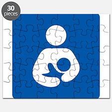 Breastfeeding Symbol Puzzle