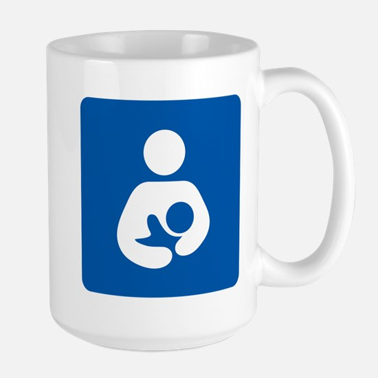 Breastfeeding Symbol Mugs