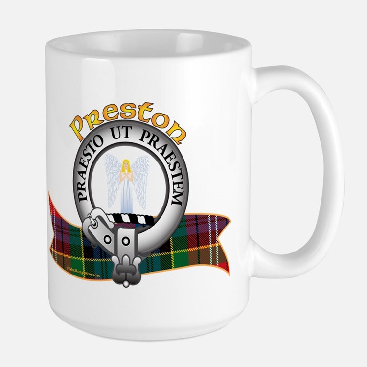 Preston Clan Mugs