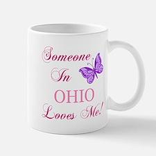 Ohio State (Butterfly) Mug