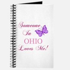 Ohio State (Butterfly) Journal
