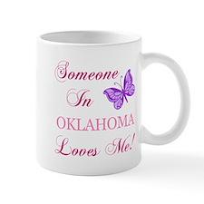 Oklahoma State (Butterfly) Mug