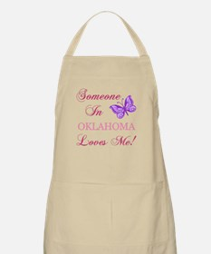 Oklahoma State (Butterfly) Apron