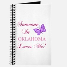 Oklahoma State (Butterfly) Journal