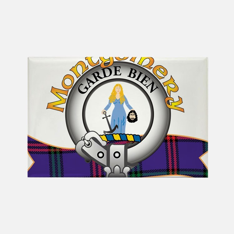 Montgomery Clan Magnets