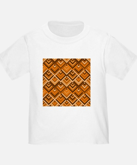 shaped memory of the 60s terra T-Shirt