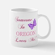 Oregon State (Butterfly) Mug
