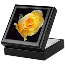 Funny Bleeding heart Keepsake Box