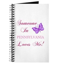 Pennsylvania State (Butterfly) Journal