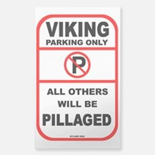 Viking Parking Only(Rectangular)