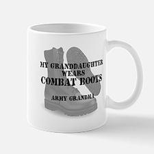 Army Grandma Granddaughter wears CB Mugs