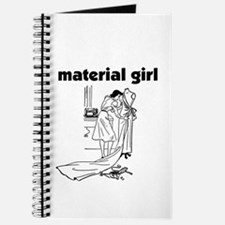 Material Girl - Sewing Journal