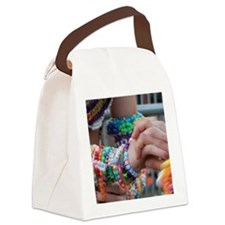 Want some candy? Canvas Lunch Bag