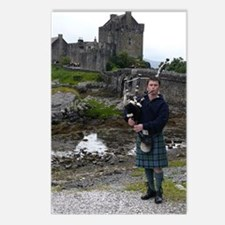 Eilan Donan Castle Postcards (Package of 8)
