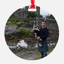 Eilan Donan Castle Ornament