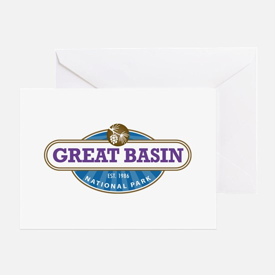 Great Basin National Park Greeting Cards