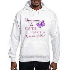 South Dakota State (Butterfly) Hoodie