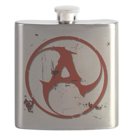 The Scarlett A Adoption Flask