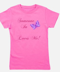 Tenessee State (Butterfly) Girl's Tee
