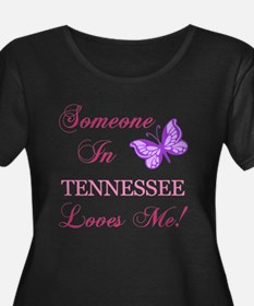 Tenessee State (Butterfly) T
