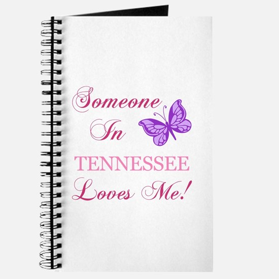 Tenessee State (Butterfly) Journal