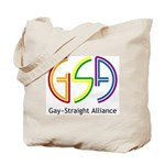 GSA Neon Tote Bag