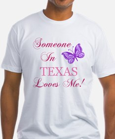 Texas State (Butterfly) Shirt