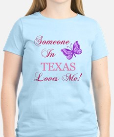 Texas State (Butterfly) T-Shirt