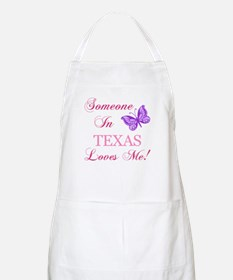 Texas State (Butterfly) Apron