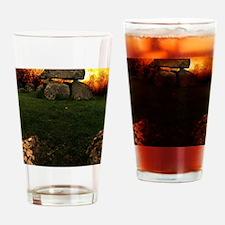 Dolmen Drinking Glass