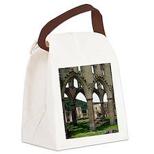 Rievaulx Abbey, England Canvas Lunch Bag