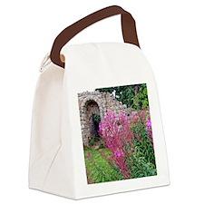 Jervaulx Abbey, England Canvas Lunch Bag
