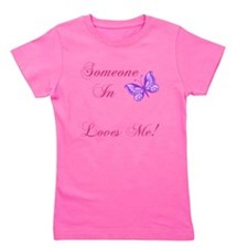 Vermont State (Butterfly) Girl's Tee