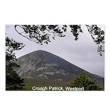 Croagh Patrick, Ireland Postcards (Package of 8)