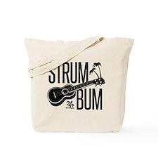 Strum Bum Tote Bag