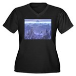 Islandia Evermore Plus Size T-Shirt