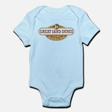 Great Sand Dunes National Park Body Suit