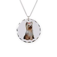 Yorkshire Terrier (#2) Necklace